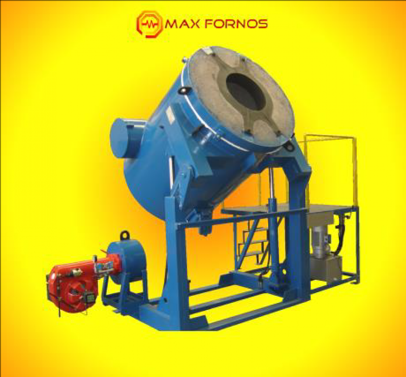 Forno industrial a g s max fornos for Forno a gas